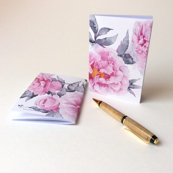Carnets de notes - Aquarelle Jordane desjardins