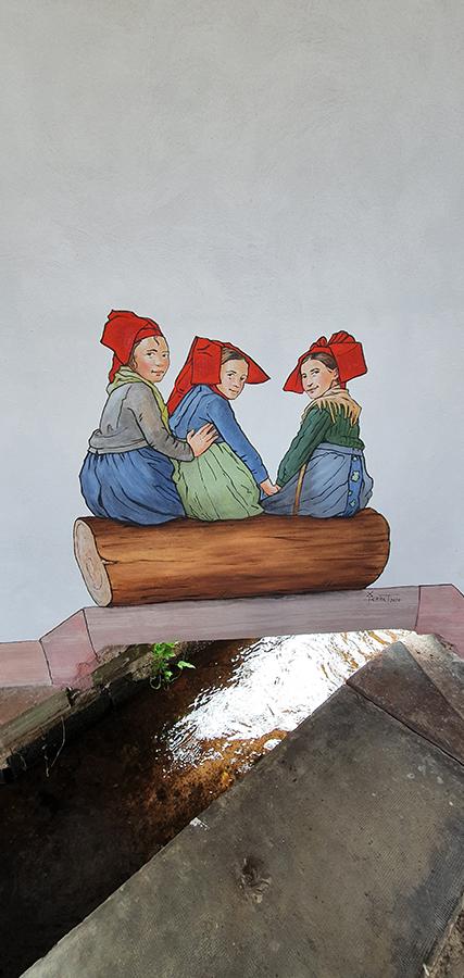 Les petites copines