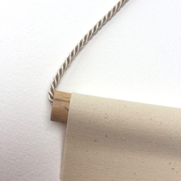 Bambou-cordon naturel