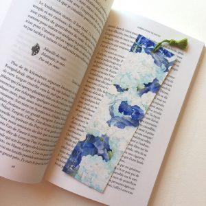 """Marque page """"Florescence frémissante"""""""