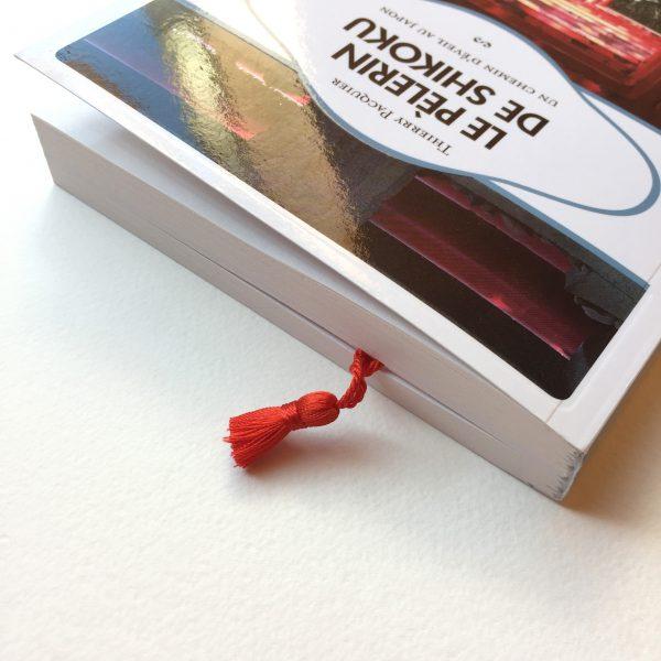 pompon rouge vermillon